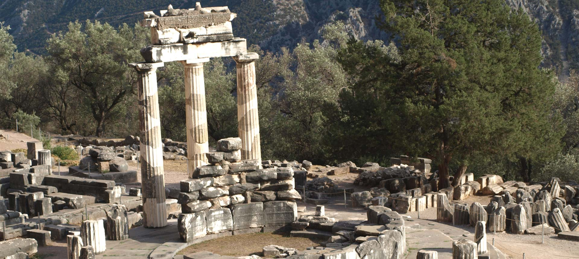 Delphi (2-day trip from Athens)