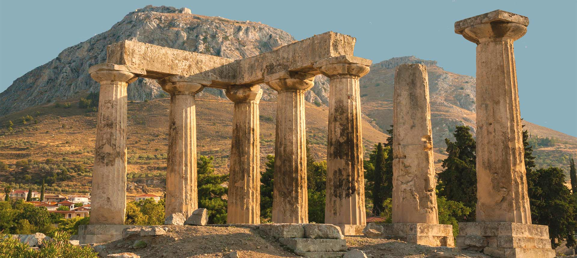 Ancient Corinth (half-day morning tour)