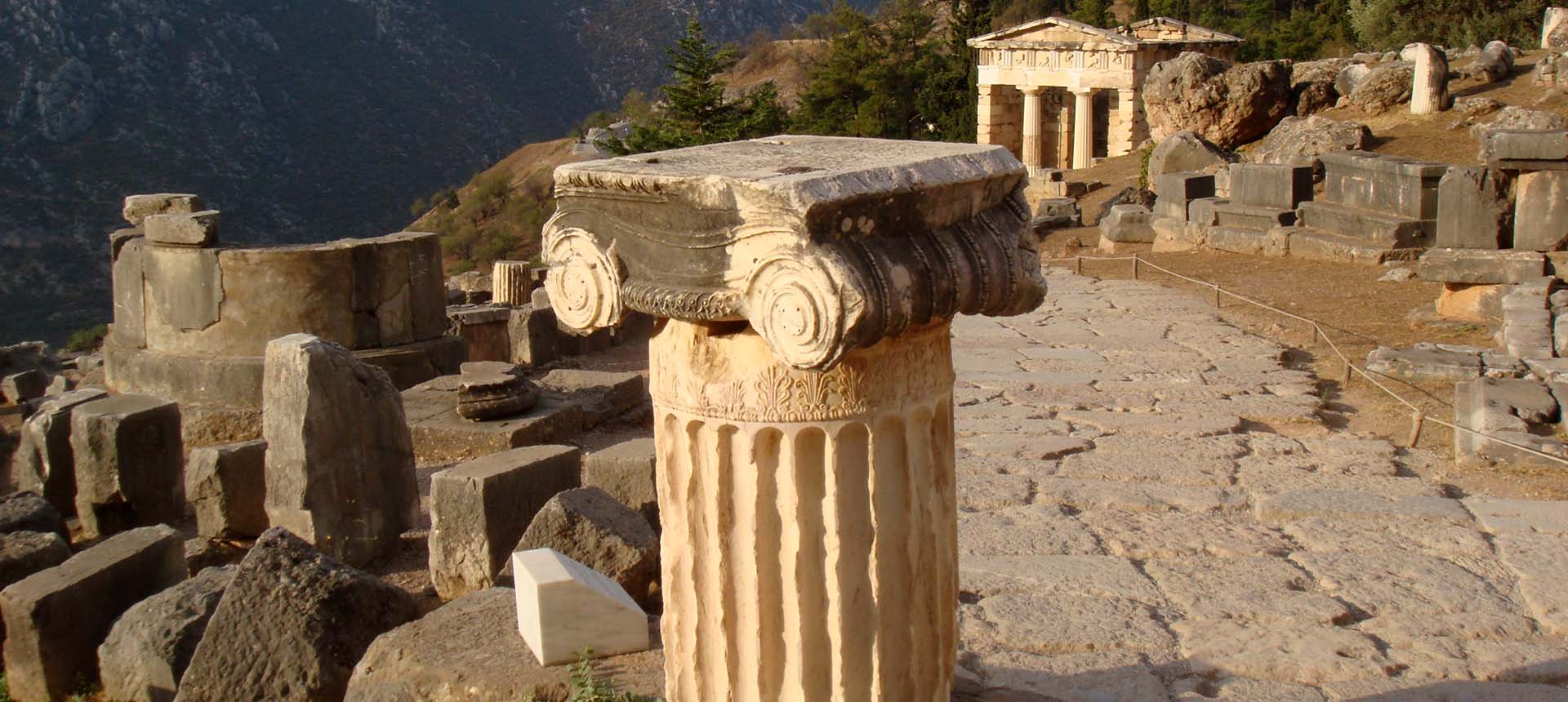 Delphi (full-day trip from Athens)
