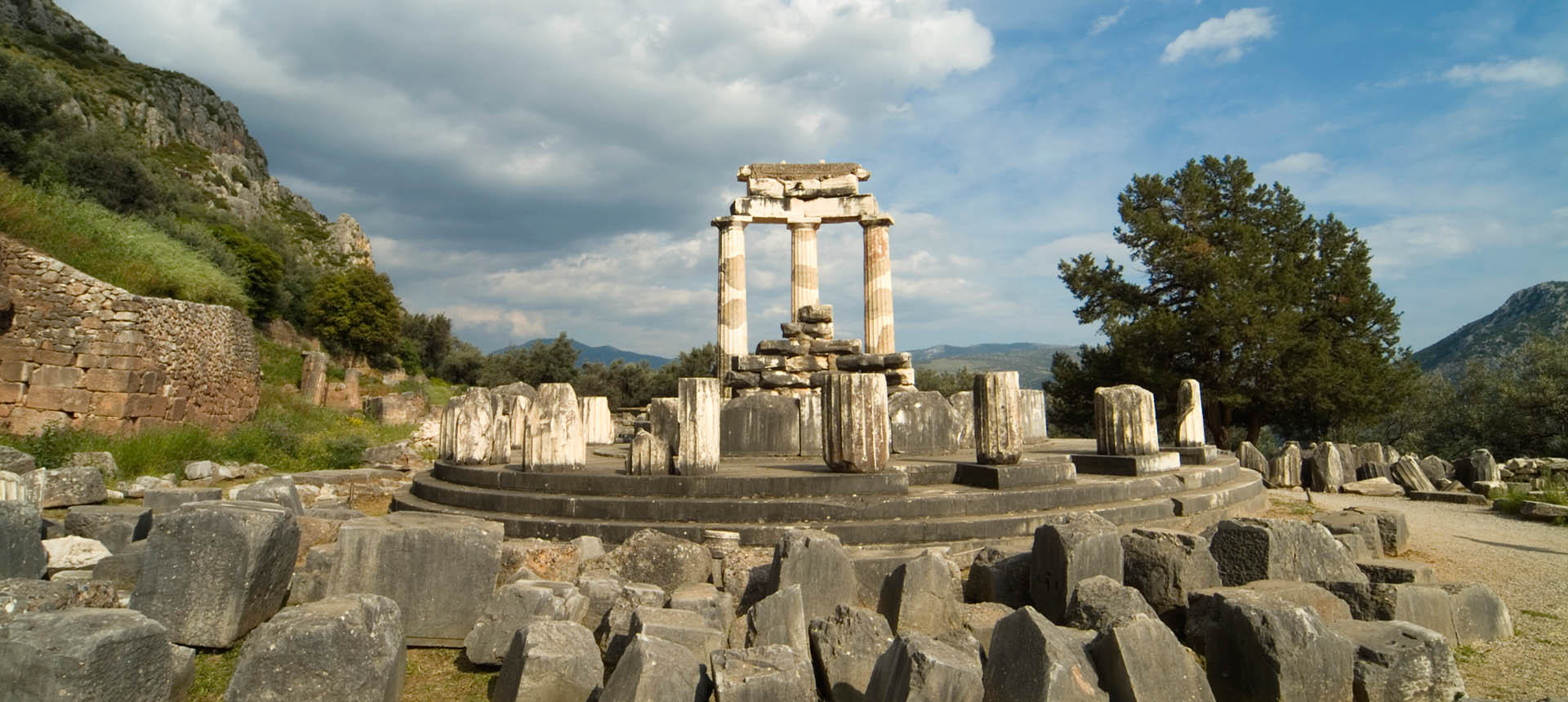 Grand Tour of Greece (7-day trip from Athens)