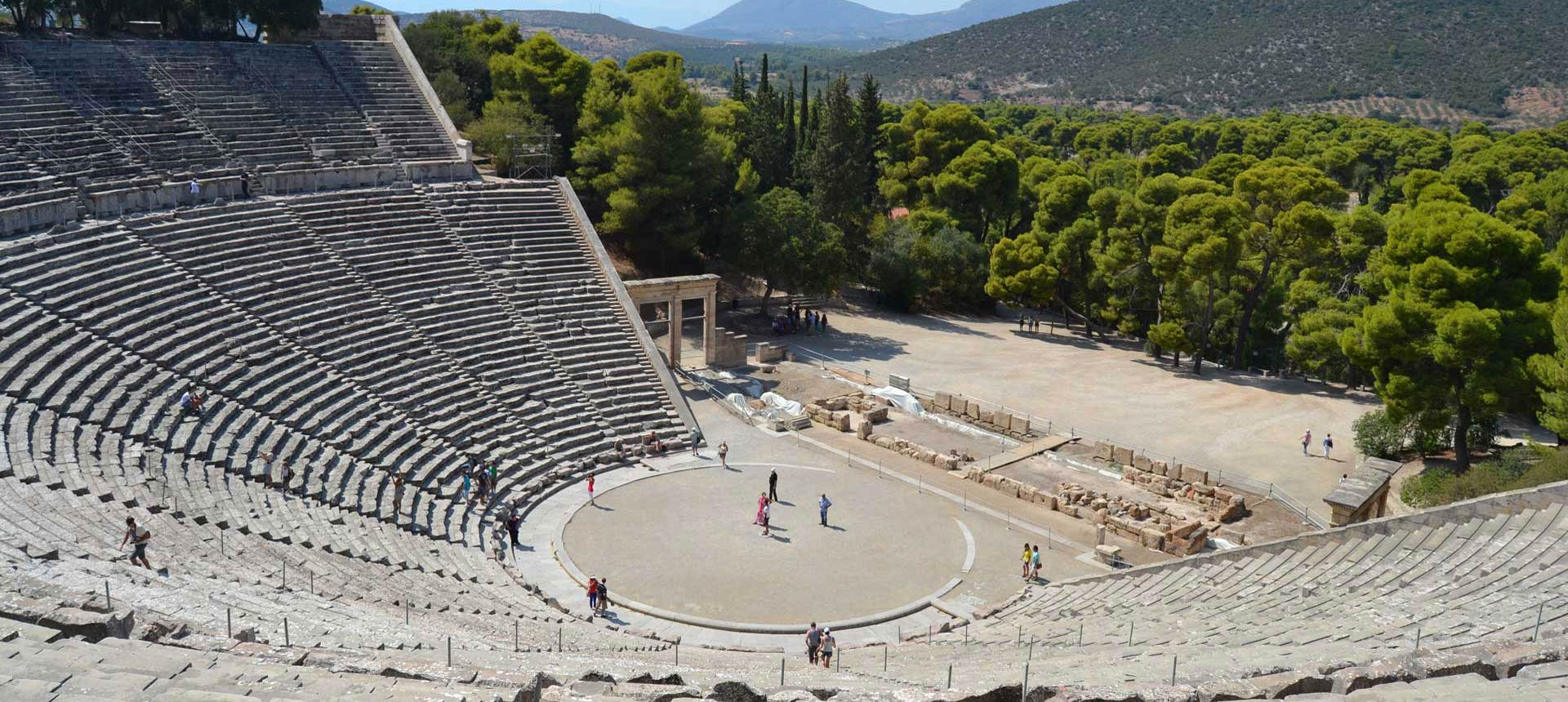 Mycenae & Epidaurus (day trip from Athens)