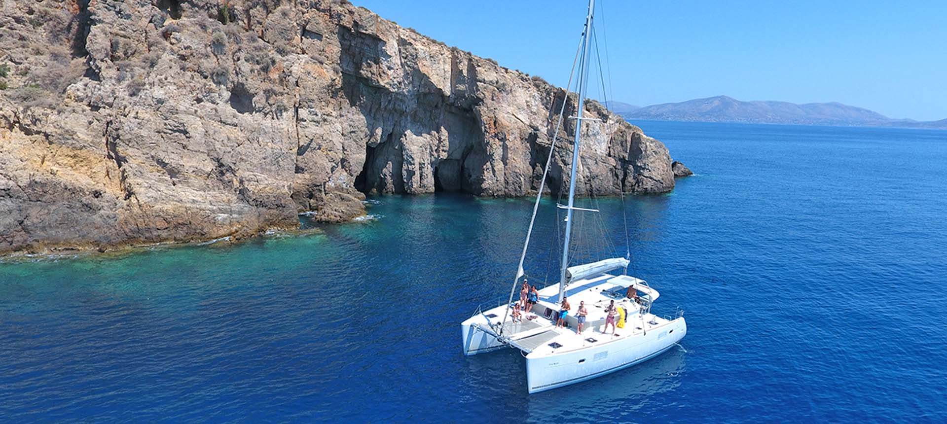 Athens Riviera Semi-Private Cruise (morning or sunset)