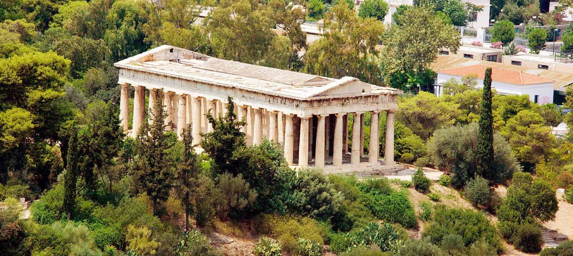 Acropolis, Ancient Agora and the Agora Museum