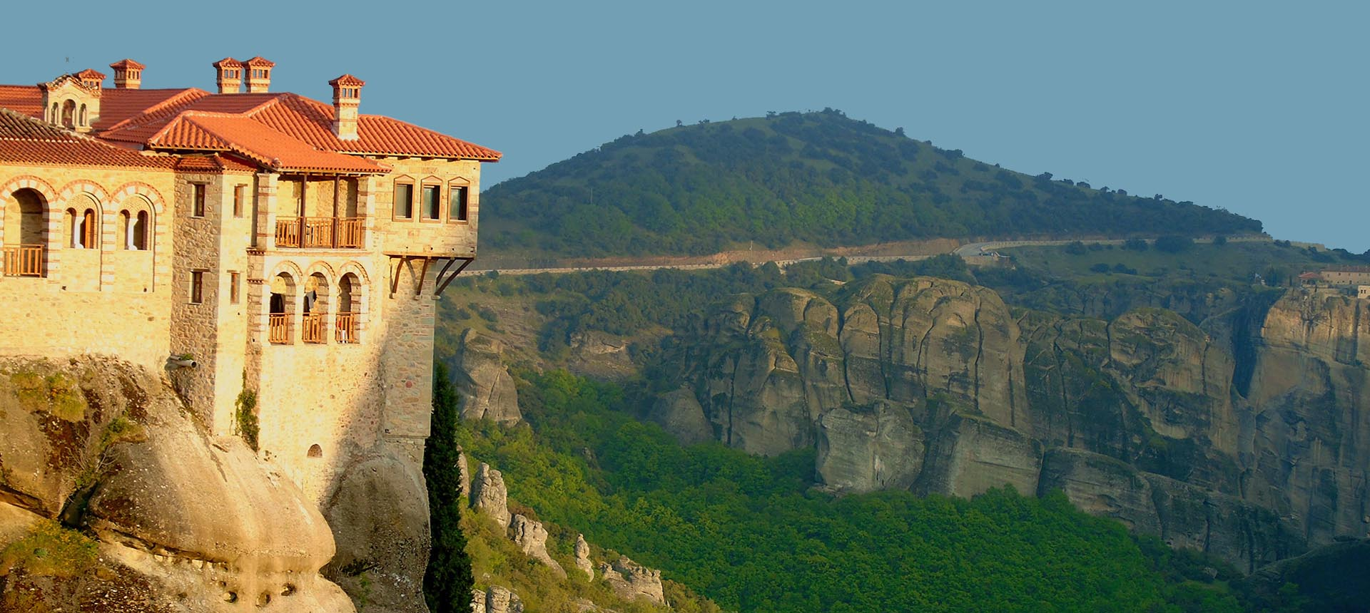 Classical Tour with Meteora (4-day trip from Athens)