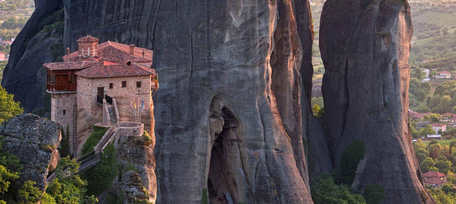 Meteora (2-day trip from Athens)