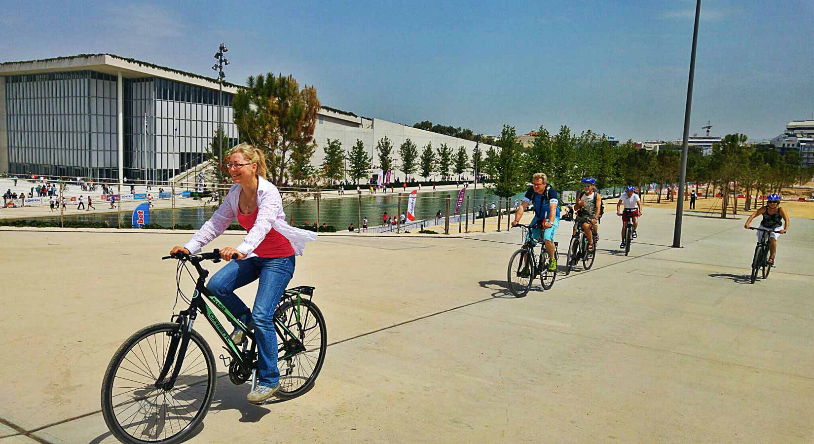 Athens Riviera bike tour