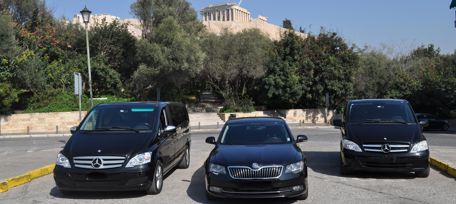 Athens Private Transfers