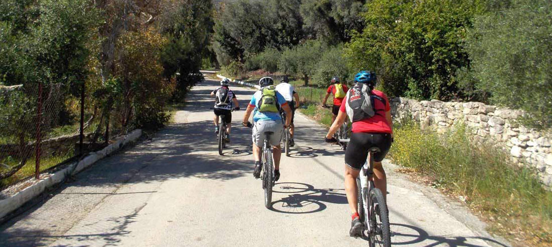 Crete Margarites mountain bike tour