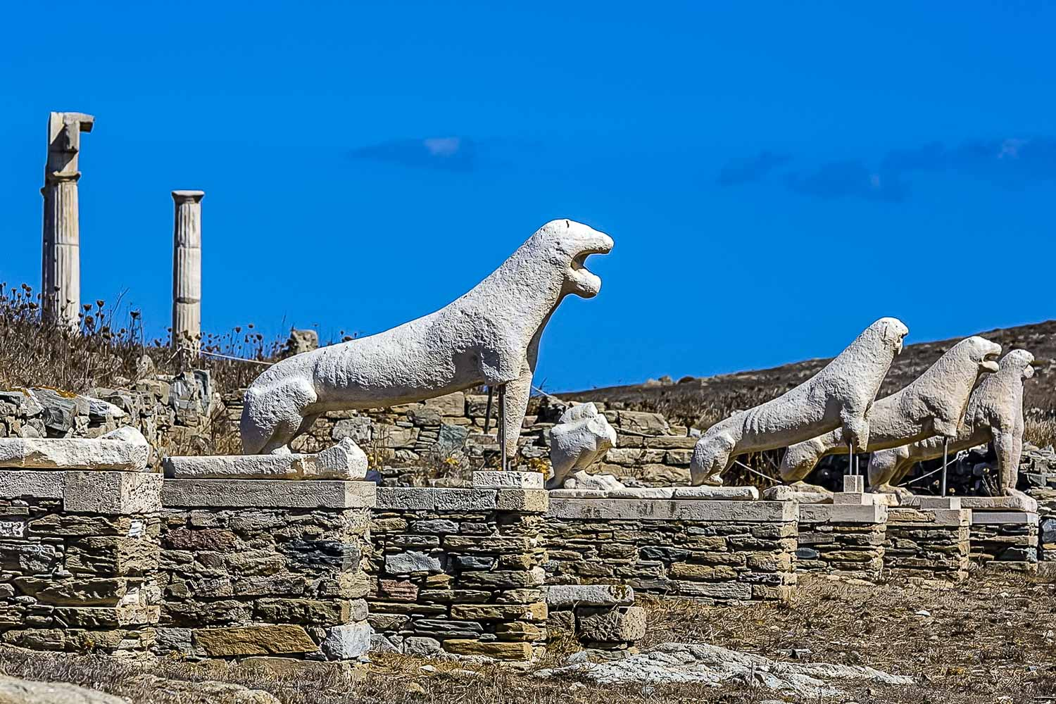 Delos – The Ancient Sacred Island